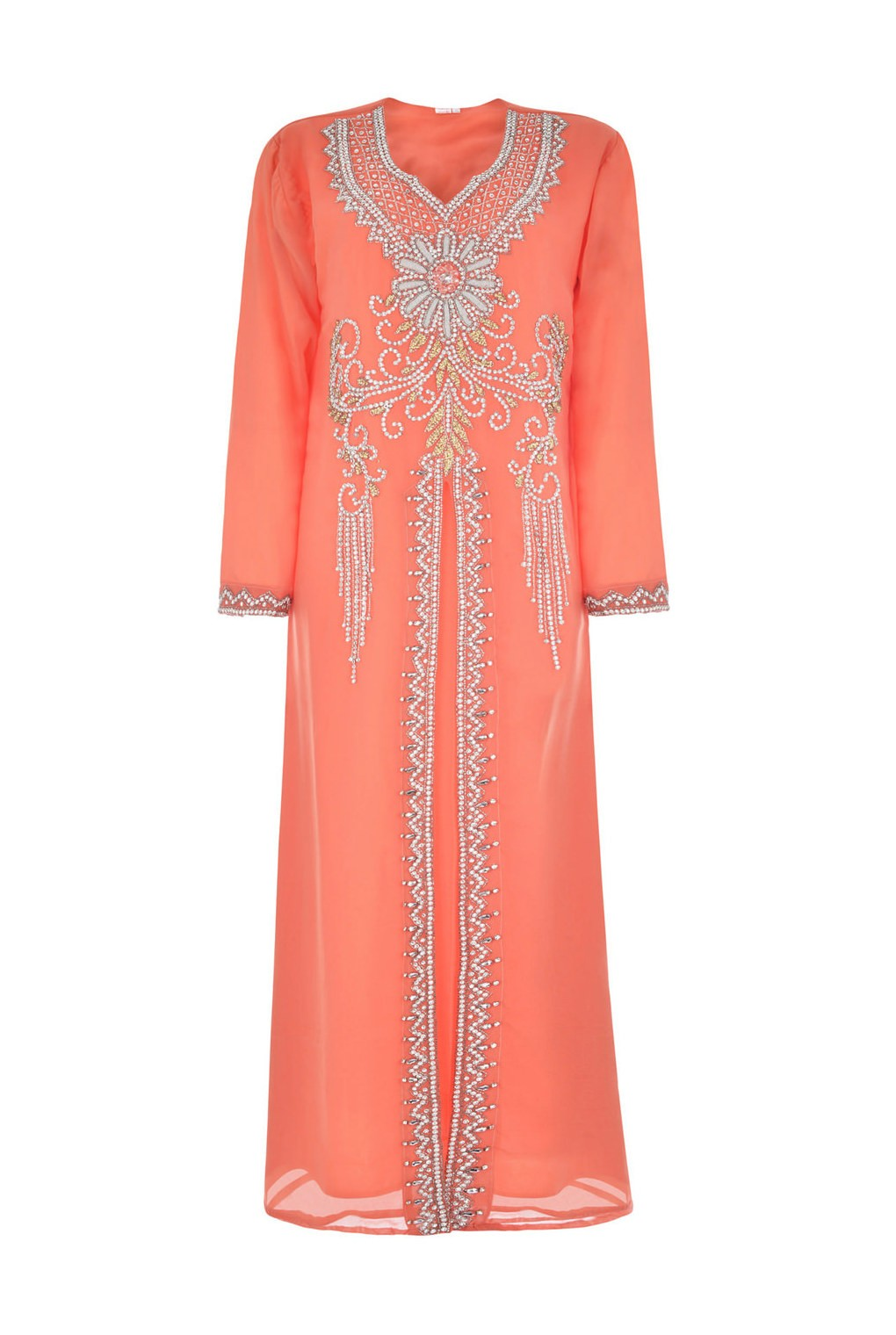 Maria Dubai Kaftan Dress Image