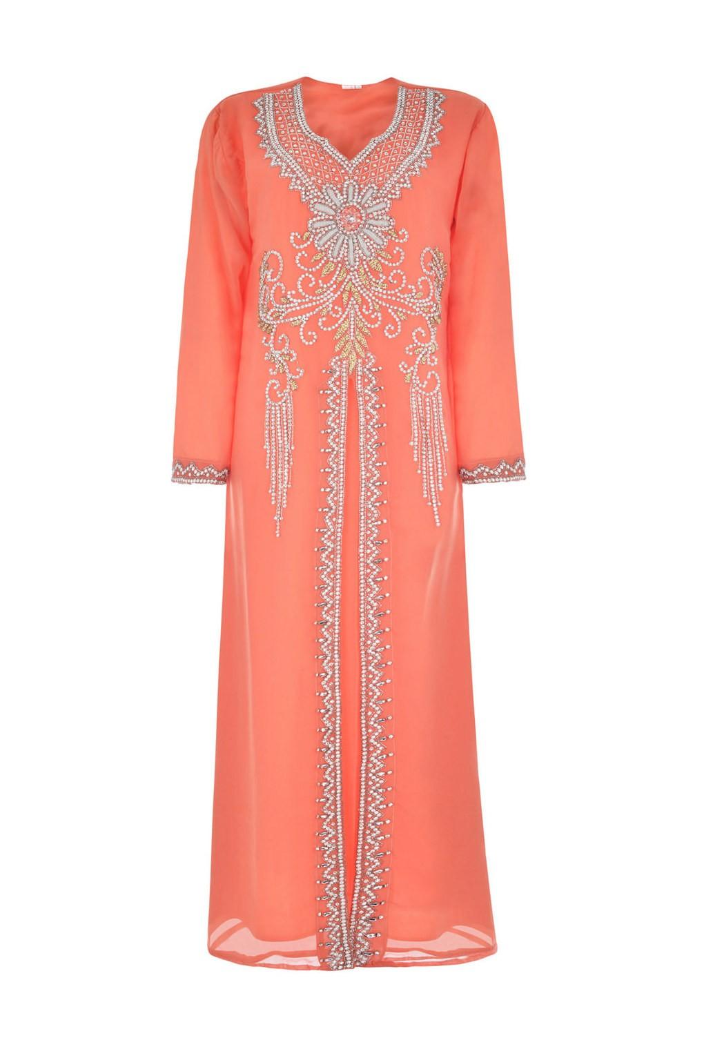 Maria Dubai Kaftan Dress Image