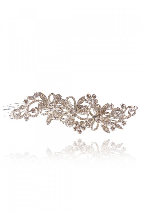 Kenzi Crystal Elegant Evening Headpiece