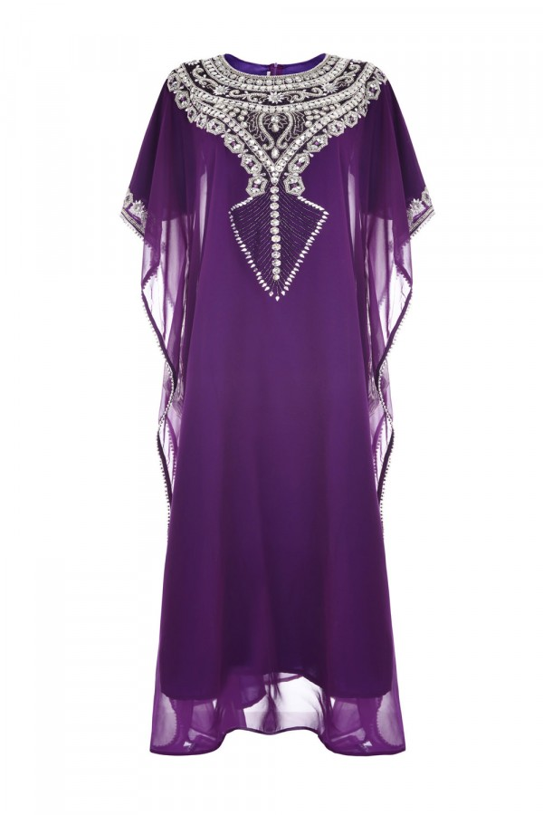 Eman Dubai Kaftan Dress