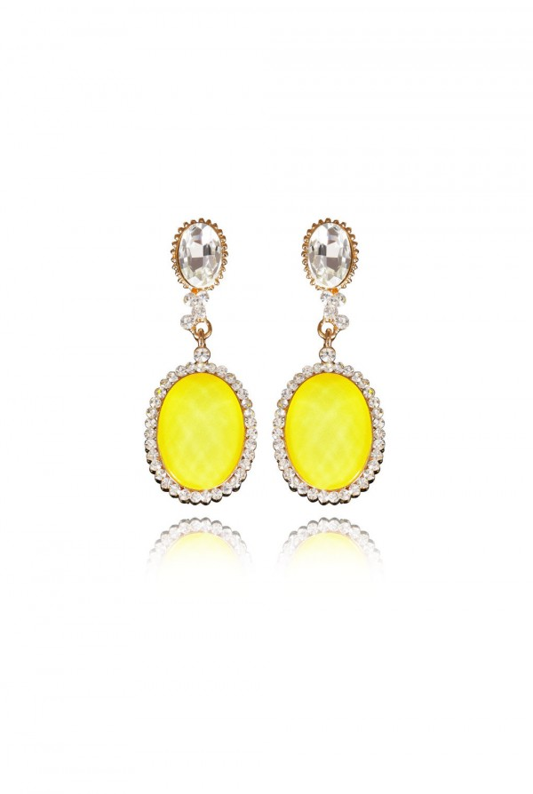 Rafa Crystal Elegant Evening Earring