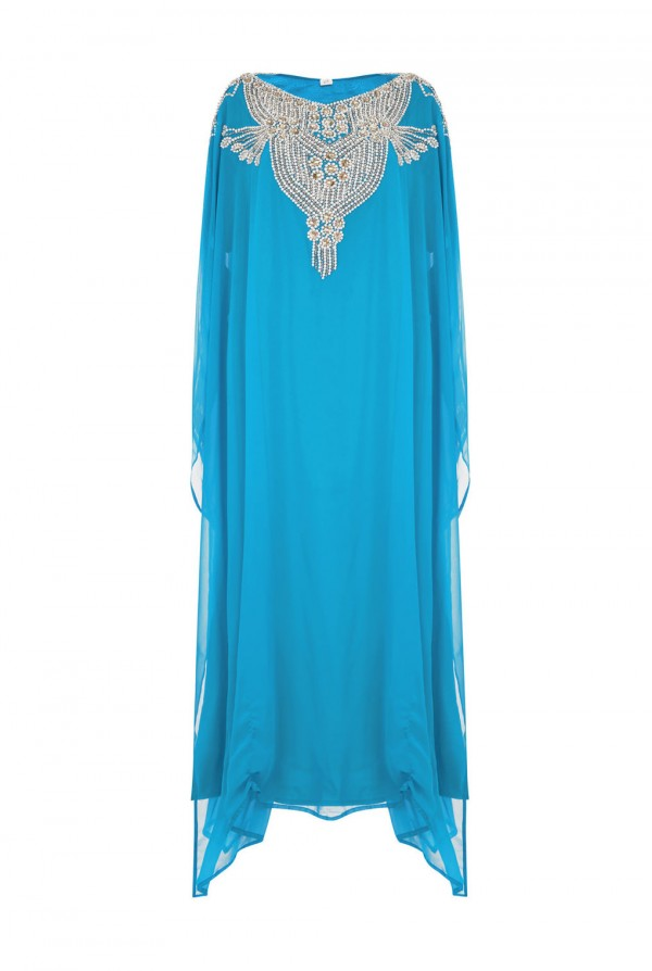 Khadijah Dubai Kaftan Dress