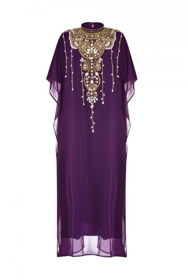 Mana Dubai Kaftan Dress