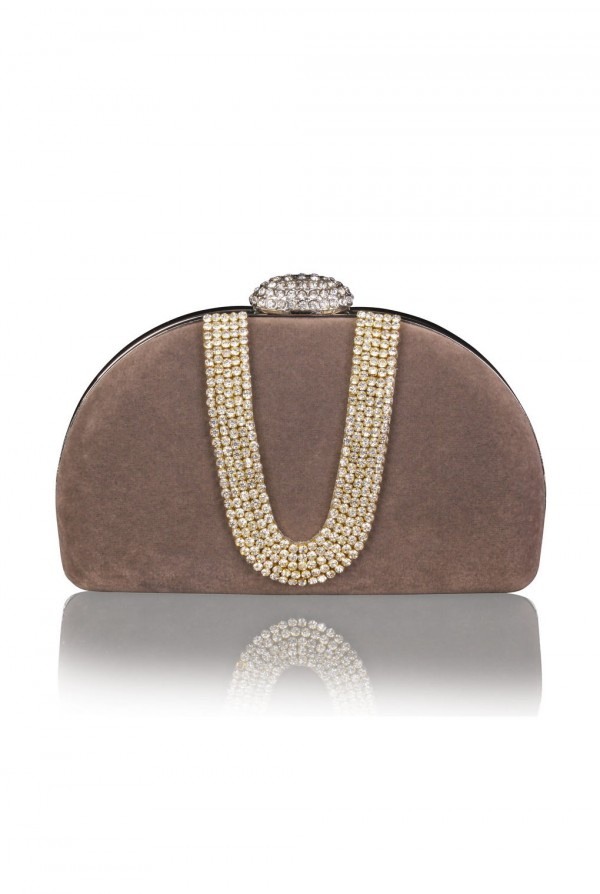 Maisha Crystal Elegant Evening Bag