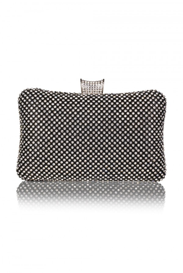 Maizah Crystal Elegant Evening Bag
