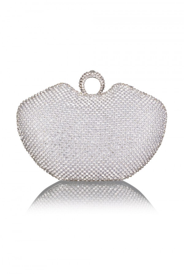 Makina Crystal Elegant Evening Bag
