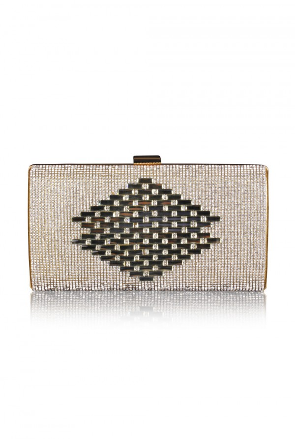 Marjani Crystal Elegant Evening Bag
