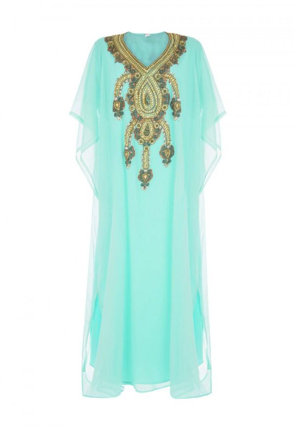 Maryam Dubai Kaftan Dress