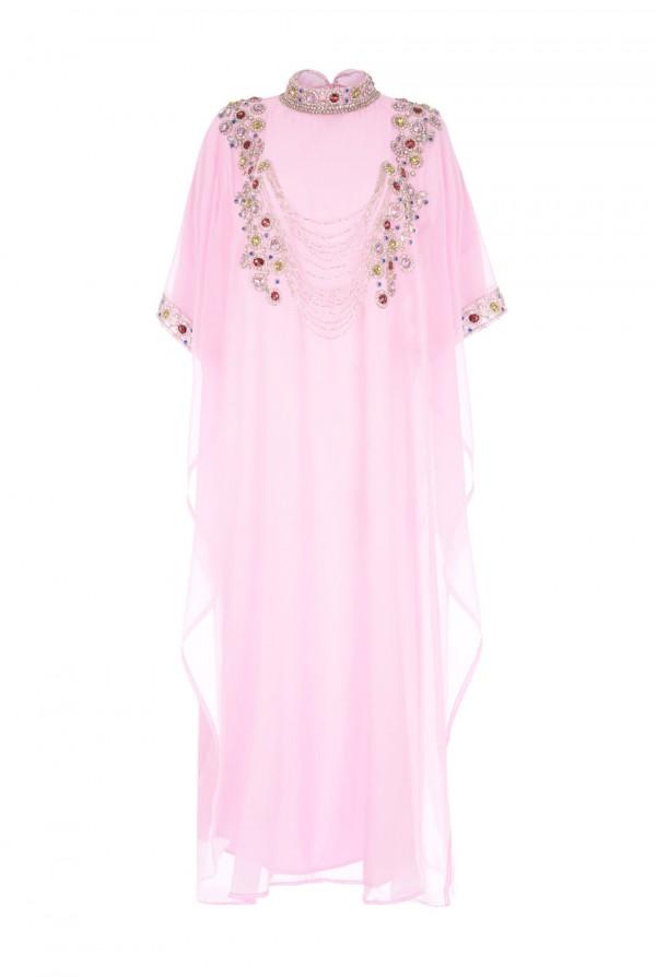 Muna Dubai Kaftan Dress