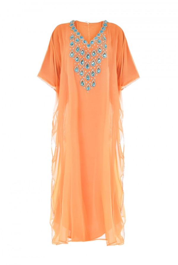 Nadia Dubai Kaftan Dress