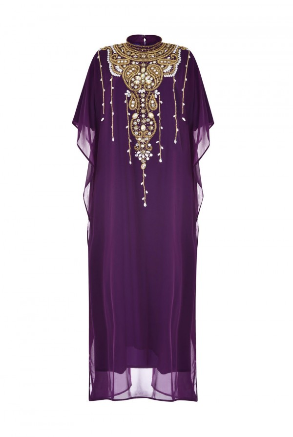 Mana Dubai Kaftan Dress