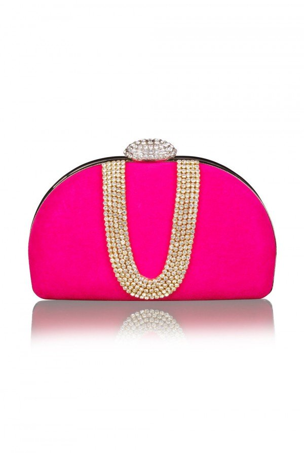 Lujayn Crystal Elegant Evening Bag
