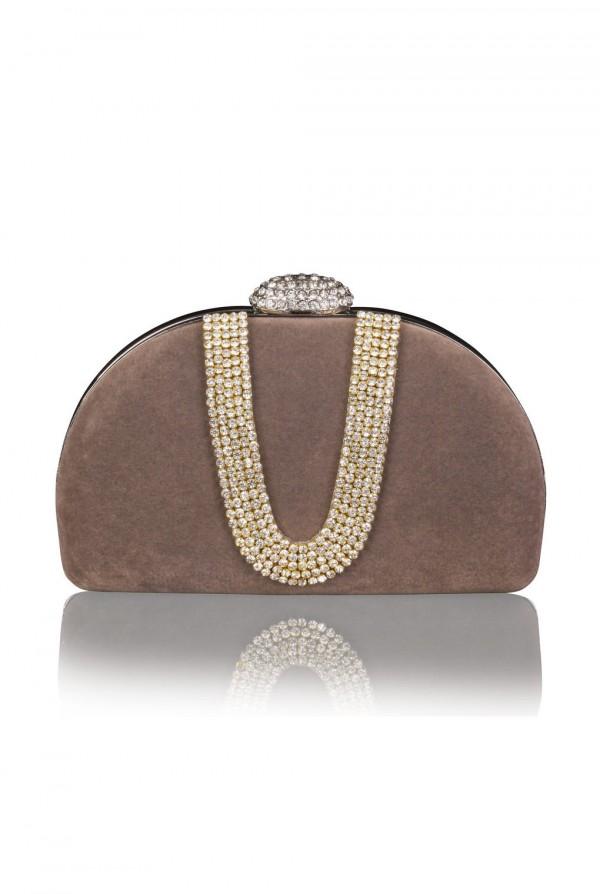Maisha Crystal Elegant Evening Bag