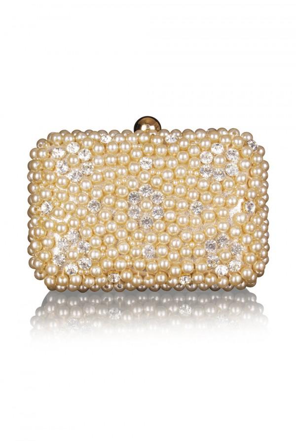 Majida Crystal Elegant Evening Bag