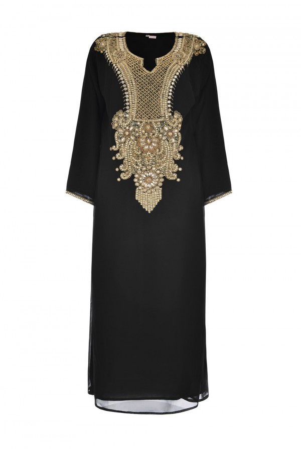 Dina Dubai Kaftan Dress