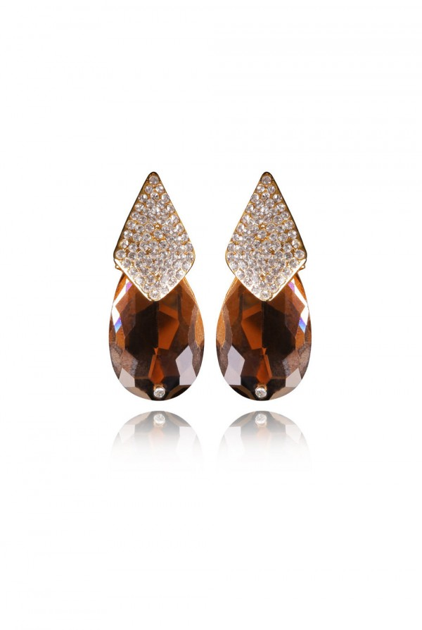 Najee Crystal Elegant Evening Earring