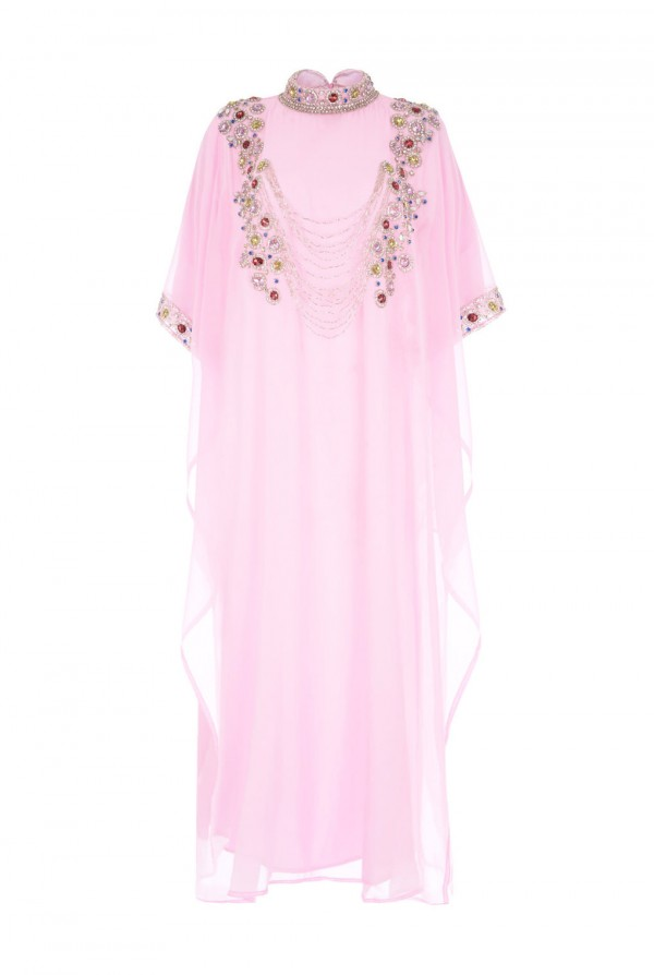 Muna Dubai Kaftan Dress