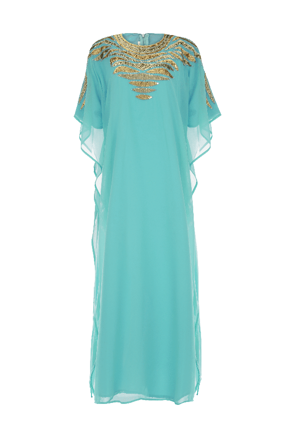 Amal Dubai Kaftan Dress
