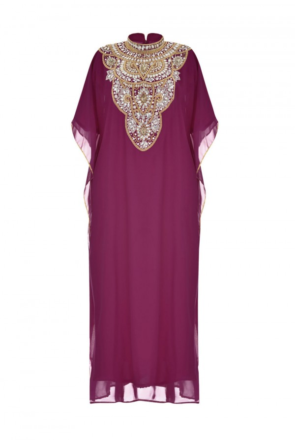 Aisha Dubai Kaftan Dress
