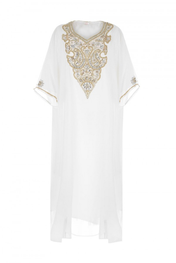 Laila Dubai Kaftan Dress