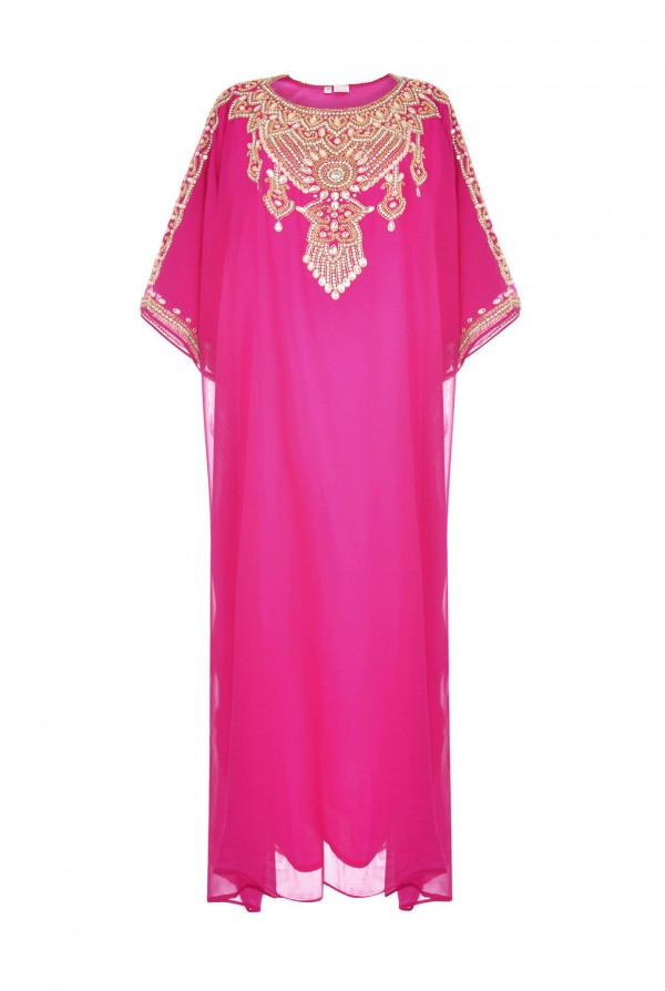 Jamila Dubai Kaftan Dress