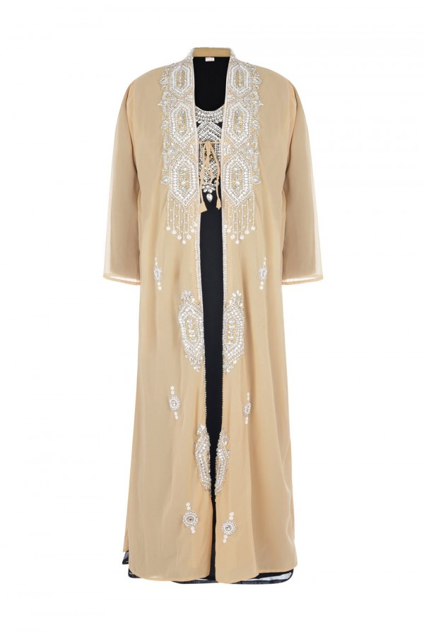 Amina Dubai Kaftan Dress