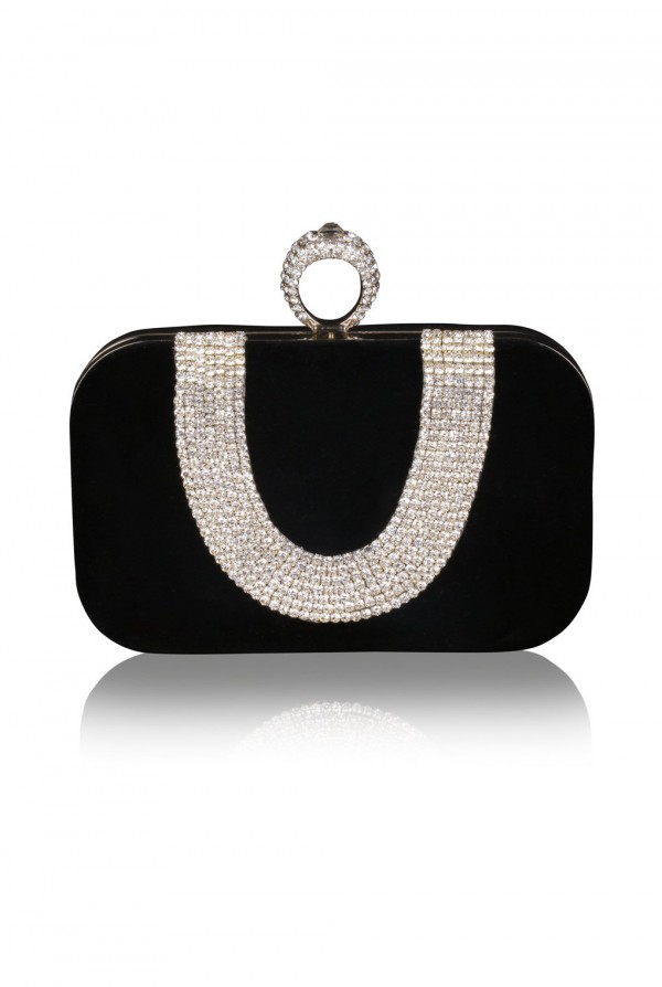 Lulu Crystal Elegant Evening Bag