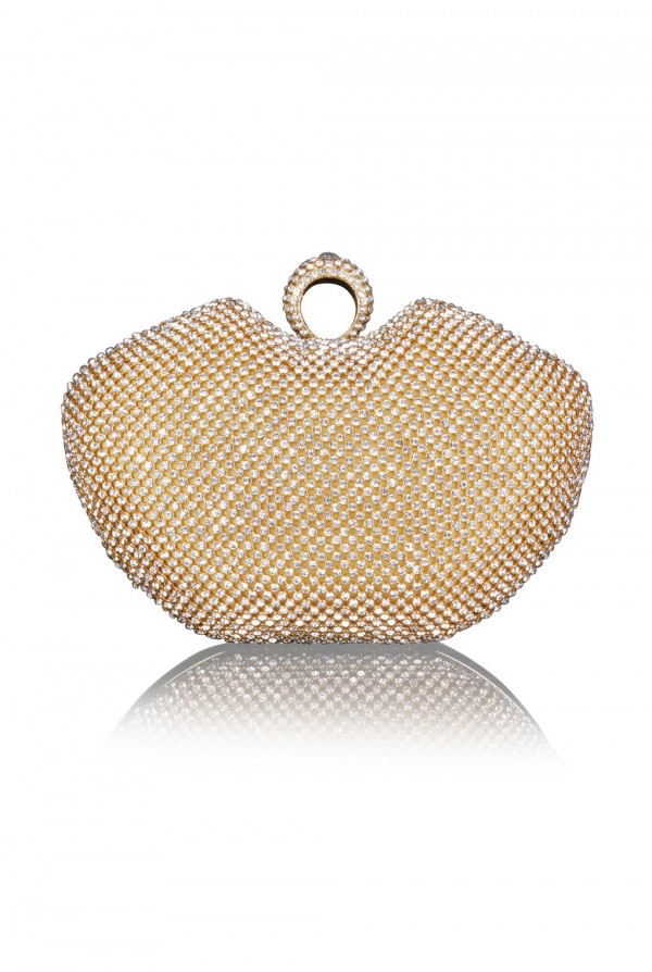 Mariyan Crystal Elegant Evening Bag