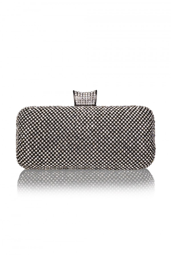 Massarra Crystal Elegant Evening Bag