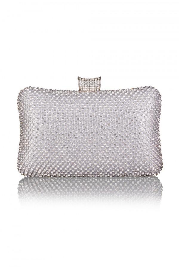 Maya Crystal Elegant Evening Bag