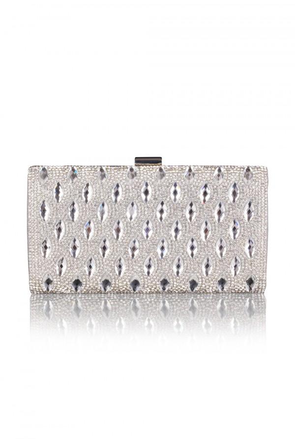 Munira Crystal Elegant Evening Bag