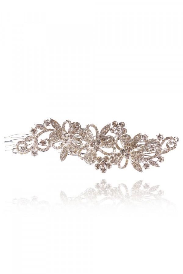 Kenzi Crystal Elegant Evening Headpiece