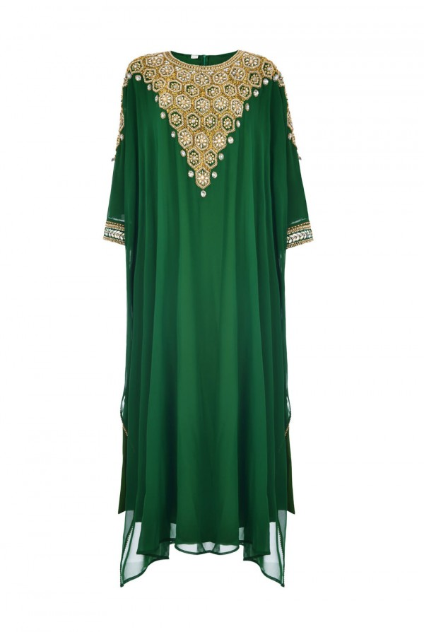 Sara Dubai Kaftan Dress