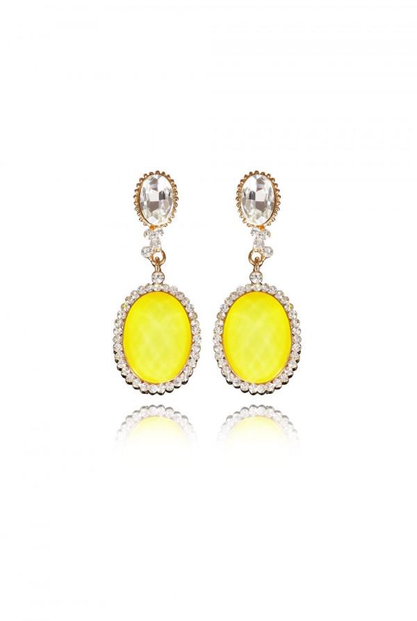 Rafa Crystal Elegant Evening Earring