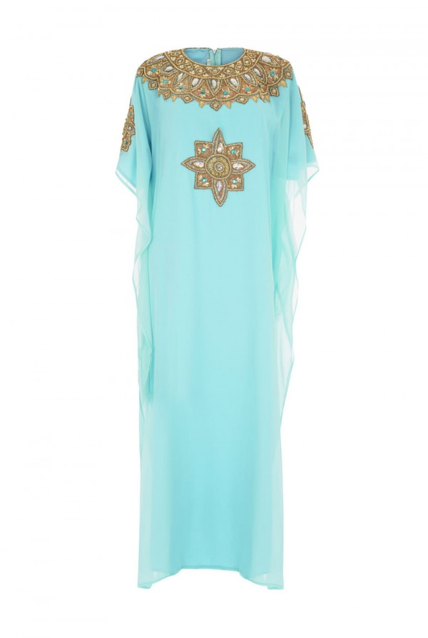 Jasmin Dubai Kaftan Dress