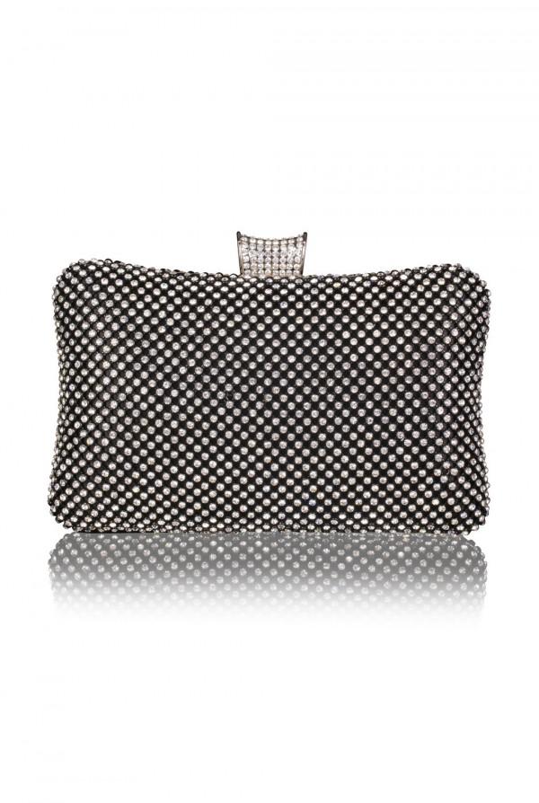 Maizah Crystal Elegant Evening Bag