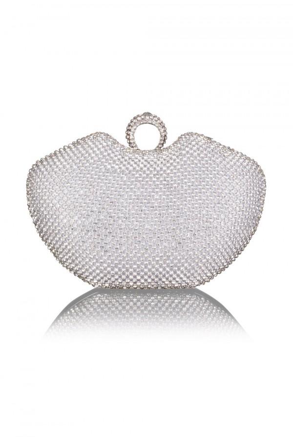 Makina Crystal Elegant Evening Bag