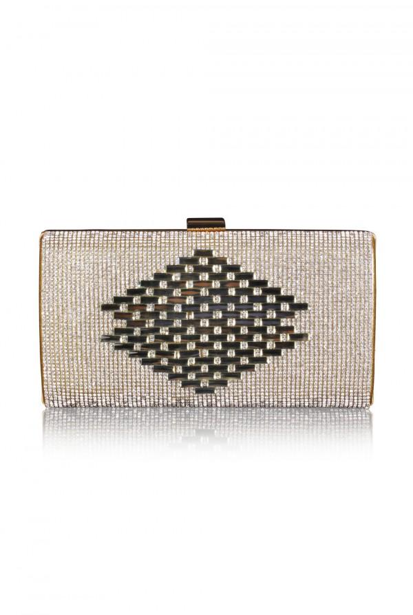 Marjani Crystal Elegant Evening Bag