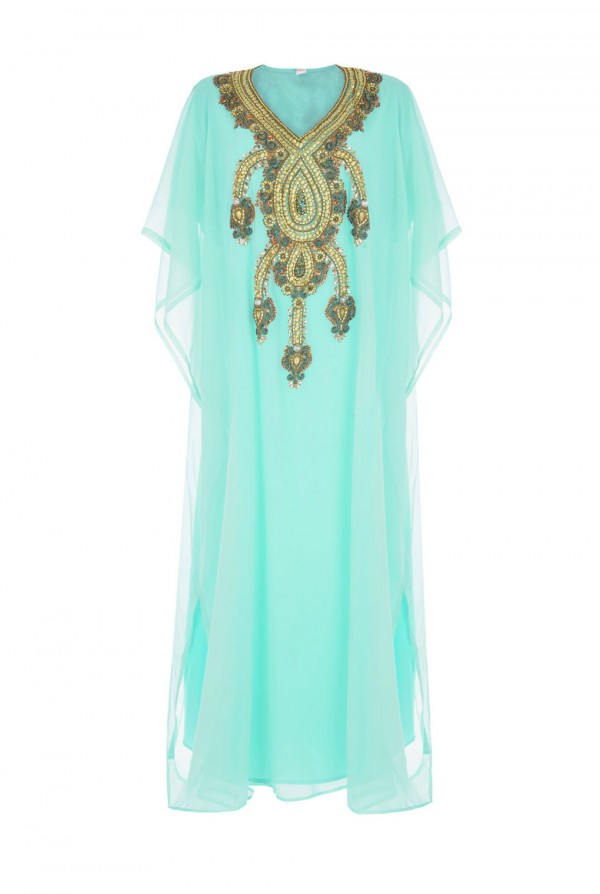 Maryam Dubai Kaftan Dress